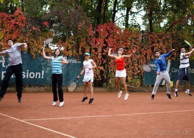 scoala de tenis